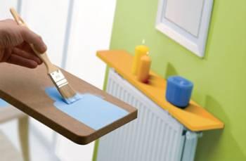 des accessoires pour mon radiateur tablette de radiateur a peindre. Black Bedroom Furniture Sets. Home Design Ideas